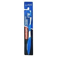Зубная щетка Coolbright Laser Technology Blue Medium, 1 шт
