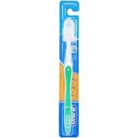 Зубная щетка Oral-B 1-2-3 Effect чистота и свежесть, средняя жесткость, 1шт