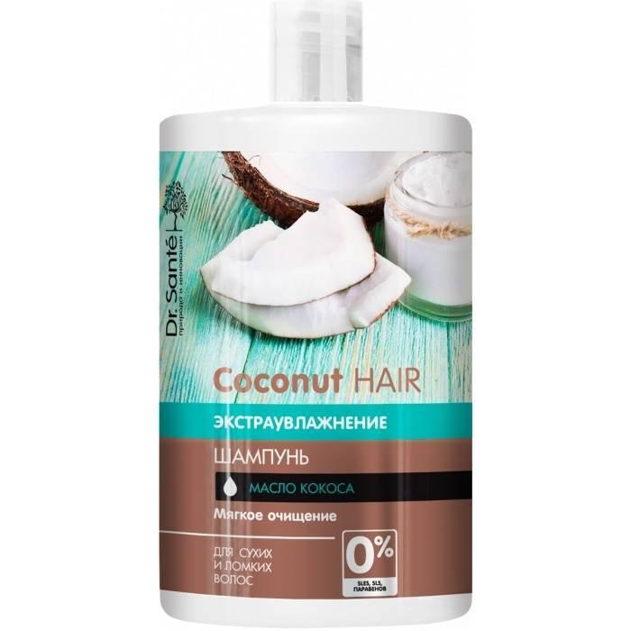 Шампунь Dr.Sante Coconut Hair для сухих волос, 1 л -