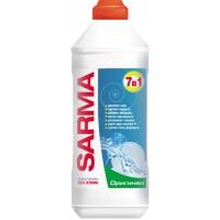 Средство для мытья посуды SARMA 7в1 Оригинал, 0,5л