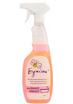 Спрей для чистки ванной комнаты Бджілка,500 мл