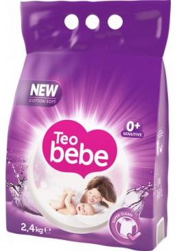 Детский стиральный порошок Teo Bebe лаванда, 2,4 кг
