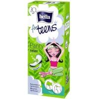 Ежедневные прокладки Bella Teens Relax, 20шт.