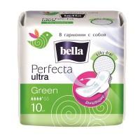 Гигиенические прокладки Bella Perfecta Ultra Green 10 шт