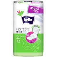 Гигиенические прокладки Bella Perfecta Ultra Green, 32 шт