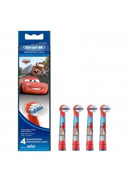 Детские насадки для зубных щеток Oral-B Stages Power Disney, 4 шт