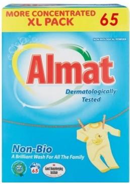 Стиральный порошок Almat Non-Bio, 4.875 кг (65 стирок)