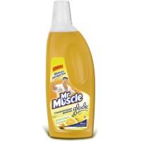 Средство для мытья пола и других поверхностей Mr Muscle Цитрусовый коктейль, 500 мл
