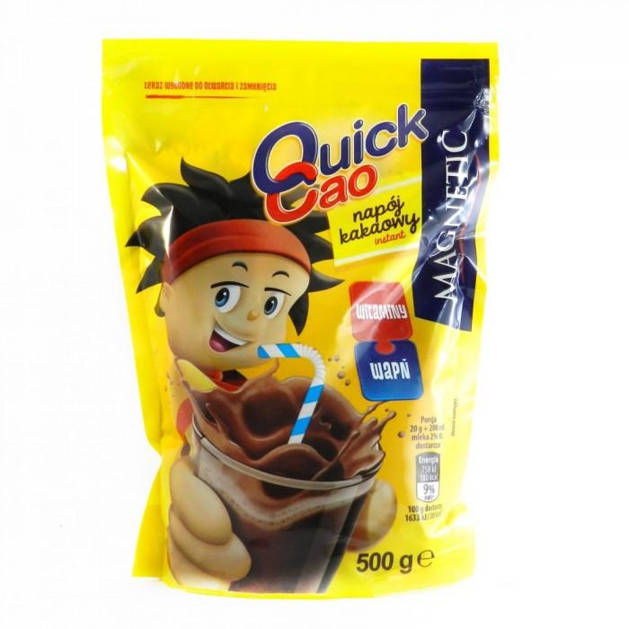 Какао напиток Quick Cao 500 г -
