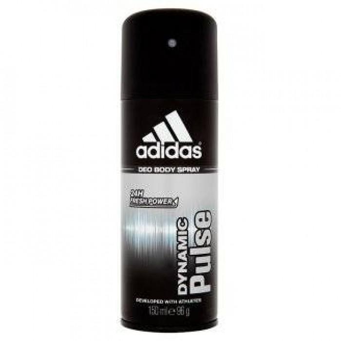 Дезодорант-спрей для мужчин Adidas Dynamic Pulse, 150 мл -