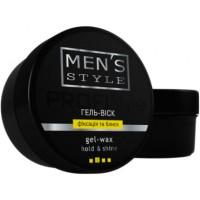 Гель-воск PROFIStyle Men's Style фиксация и блеск, 80 г