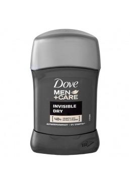 Антиперспирант-карандаш Dove Men+Care Экстразащита без белых следов, 50 мл