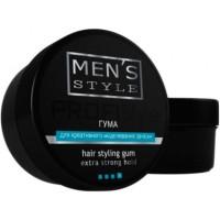Резина PROFIStyle Men's Style для моделирования прически, 80 г