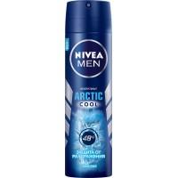 Антиперспирант для мужчин Nivea Men Arctic Cool, 150 мл