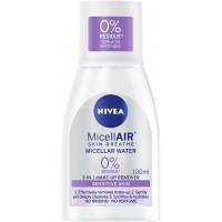 Мицеллярная вода Nivea Дыхание кожи для чувствительной кожи, 100 мл