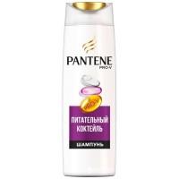 Шампунь Pantene Pro-V Питательный коктейль для ослабленных волос, 400 мл