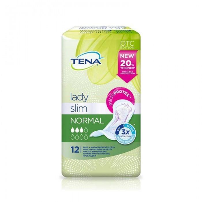 Урологические прокладки Tena Lady Slim Normal, 12 шт -