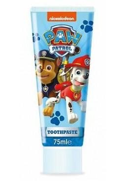 Зубная паста Щенячий Патруль Nickelodeon Paw Patrol, 75 мл