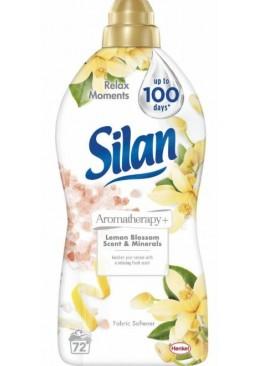 Ополаскиватель Silan аромат Лимона и минералы, 1.8 л