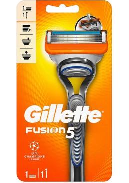 Бритва с 1 сменной кассетой Gillette Fusion
