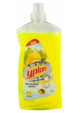 Универсальное моющее средство с ароматом лимона Yplon Citrus, 1 л