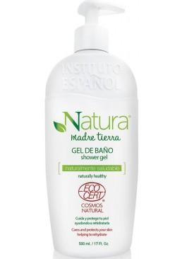 Гель для душа Instituto Espanol Natura Madre Tierra Shower Gel, 500 мл