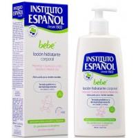 Лосьйон для тіла для новонароджених Instituto Espanol Bebe Baby Moisturizing Body Lotion, 300 мл