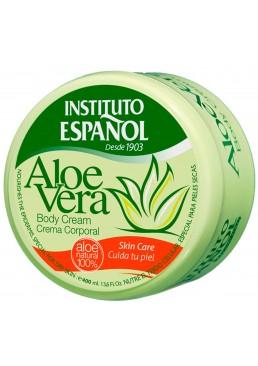 Крем для тела Instituto Espanol Aloe Vera Body Cream Алоэ вера, 400 мл