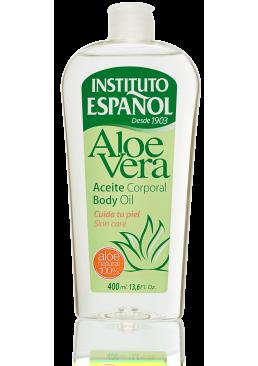 Масло для тела Instituto Espanol Aloe Vera Body Oil Алоэ Вера, 400 мл