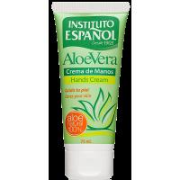Крем для рук Instituto Espanol Aloe Vera Hand Cream, 75 мл