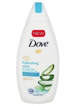 Гель для душа Увлажняющий уход Dove Hydrating Care, 500 мл