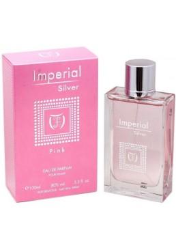 Парфюмированная вода Dina Cosmetics Imperial Silver Pink, 100 мл
