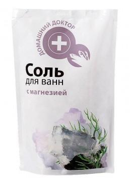Соль для ванн Домашний доктор С магнезией, 500 г