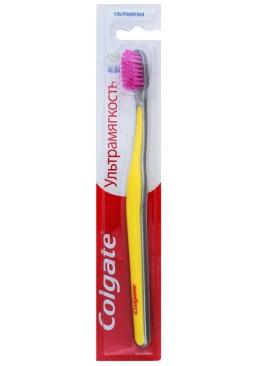 Зубная щетка Colgate Ультрамягкость, 1 шт