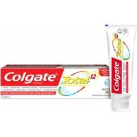 Комплексная зубная паста Colgate Total 12 Чистая мята Антибактериальная, 75 мл