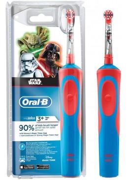 Электрическая зубная щетка ORAL-B BRAUN Stage Power/StarWars, 1 шт