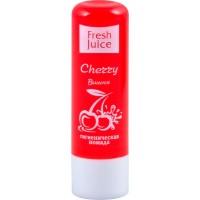 Гигиеническая помада Fresh Juice Cherry, 3.6 г