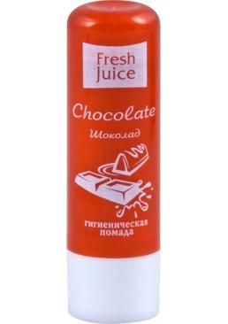 Гигиеническая помада Fresh Juice Chocolate, 3.6 г