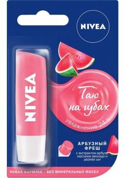 Бальзам для губ Nivea Арбузный фреш Lip Balm, 4.8 г