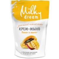 Жидкое крем-мыло Milky Dream Папайя и манго, 500 мл