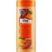 Шампунь для волос с ароматом манго Cien Feuchtig-Keit Mango Shampoo Vegan, 300 мл