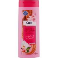 Шампунь для волос с цветочным ароматом Cien Glanz & Volumen Shampoo Vegan, 300 мл
