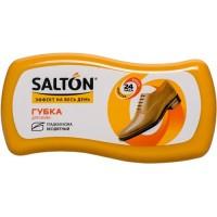 Губка-мини Salton Волна для обуви из гладкой кожи Бесцветная