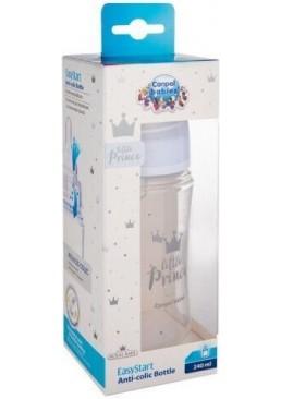 Бутылочка с широким отверстием Canpol babies EasyStart Royal (с 3 месяцев), 240 мл