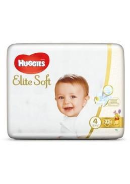 Подгузники Huggies Elite Soft Jumbo 4 (8-14 кг), 33 шт