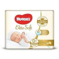 Подгузники Huggies Elite Soft 0+ (до 3.5 кг), 25 шт
