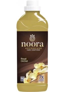 Кондиционер для белья парфюмированный Noora Royal Orchid Королевская Орхидея, 1 л (66 стирок)