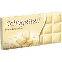 Шоколад Shogetten Белый без наполнителей, 100 г