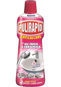 Средство против известкового налета с натуральным уксусом Pulirapid Anticalcare ACETO, 750 мл