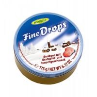 Леденцы Woogie Fine Drops со вкусом зимнего пунша, 200 г
